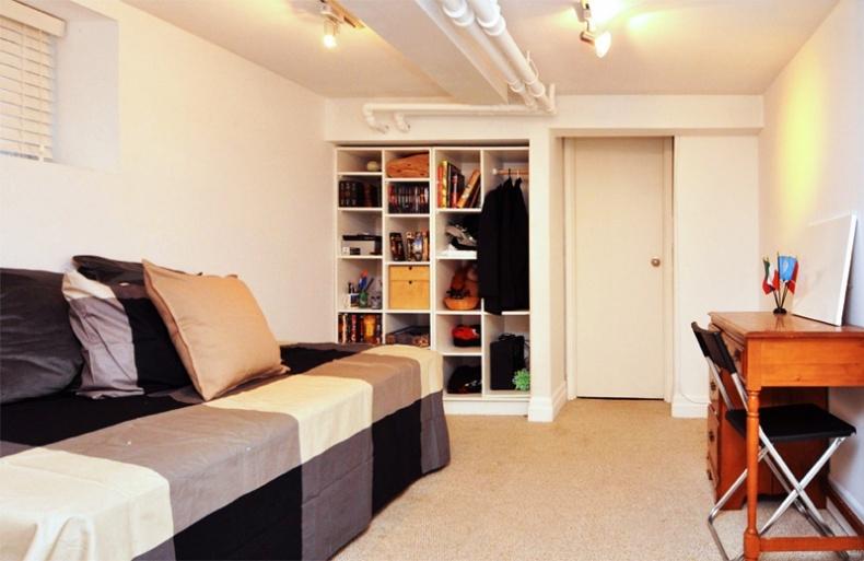 basement bedroom 218 Howard Park Avenue