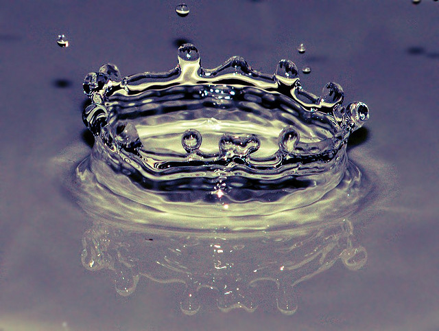 Water Splash by dr relling