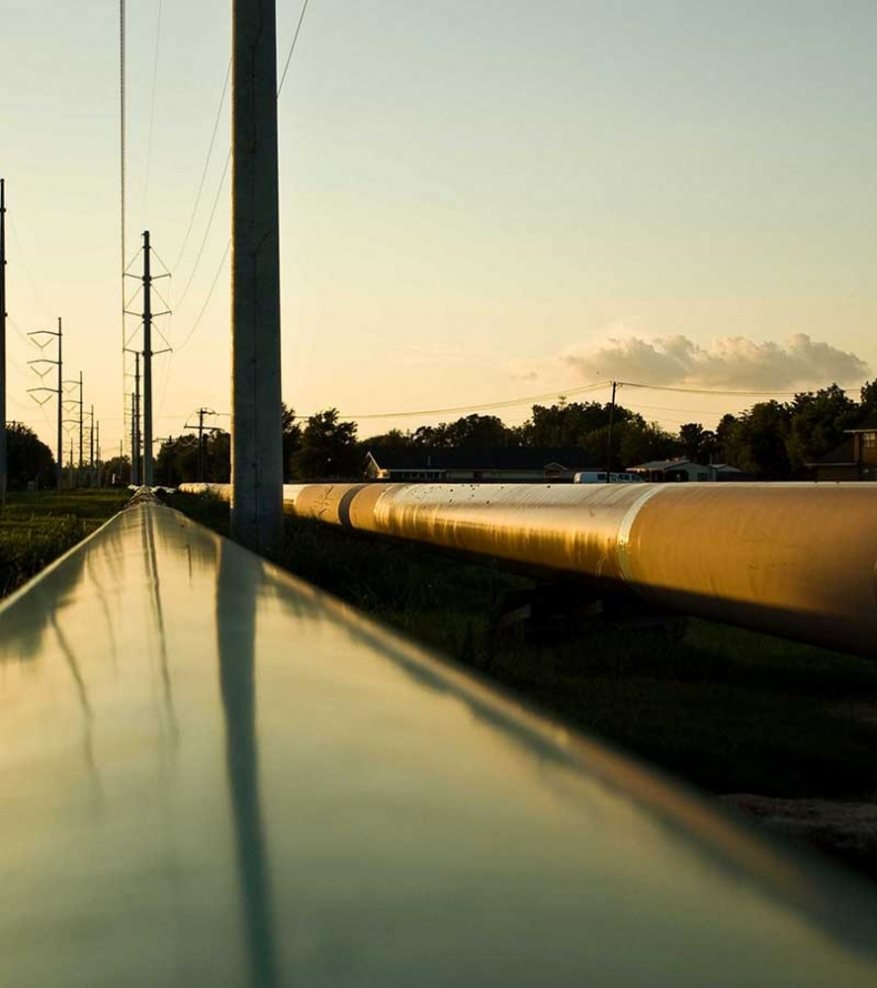 Pipeline by Ray Bodden