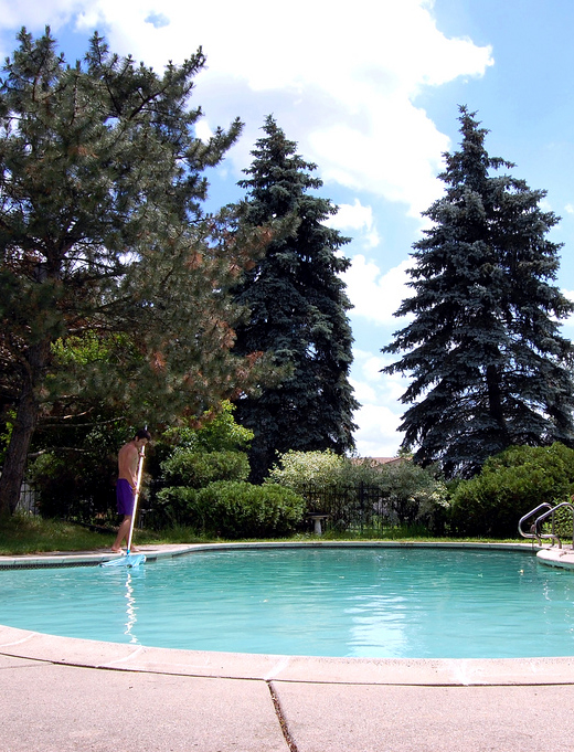 Pool Maintence by Jayson Ignacio