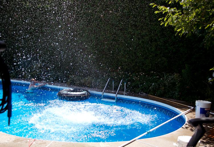 Pool by Josh Tidsbury