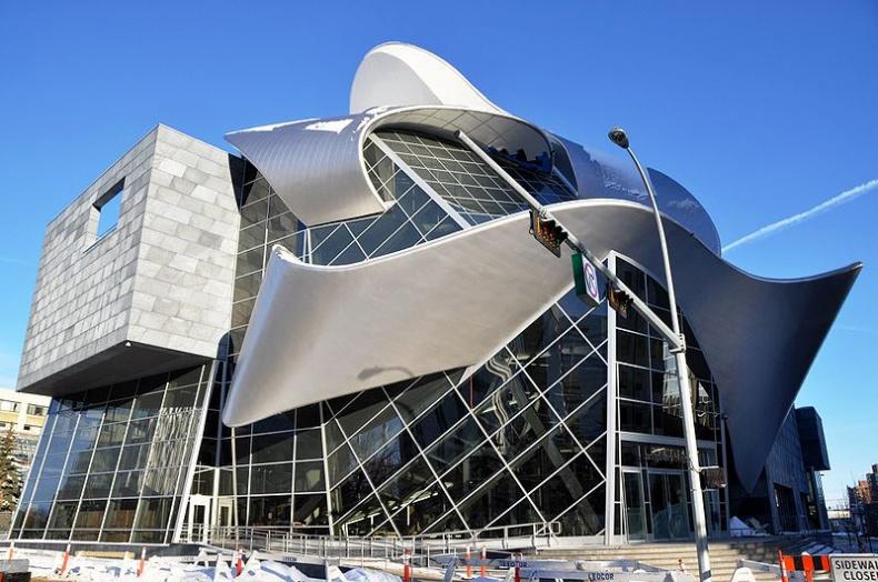 Art Gallery of Alberta by Wikimedia Commons