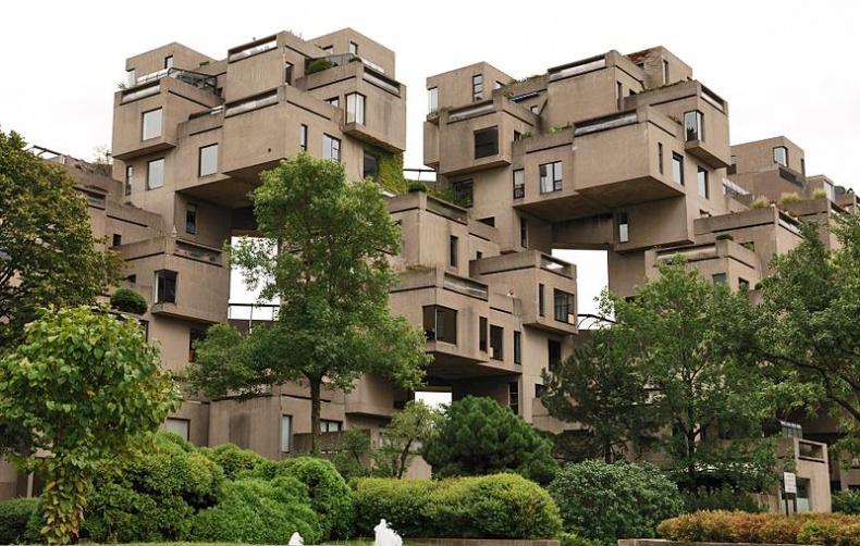 Habitat Montreal by Wikimedia Commons