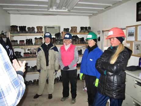 JKT Volunteering at Habitat For Humanity