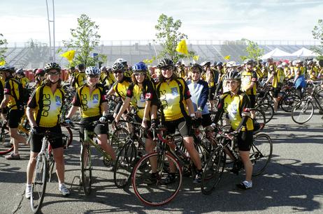 Ride Team photo