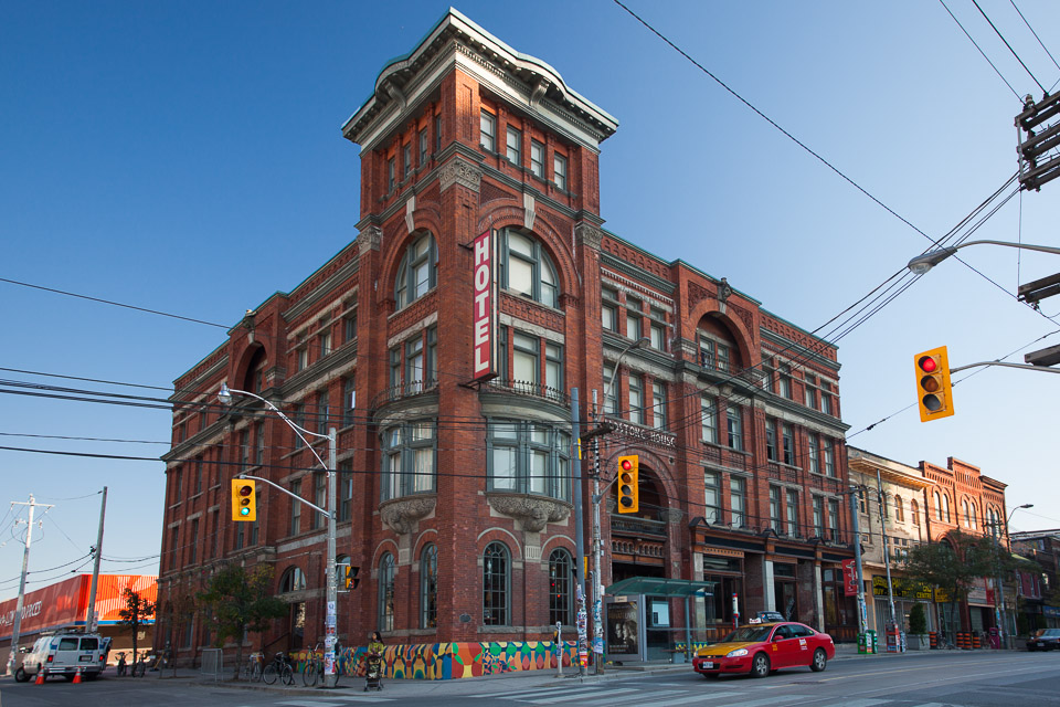King West and Liberty Village Hotel