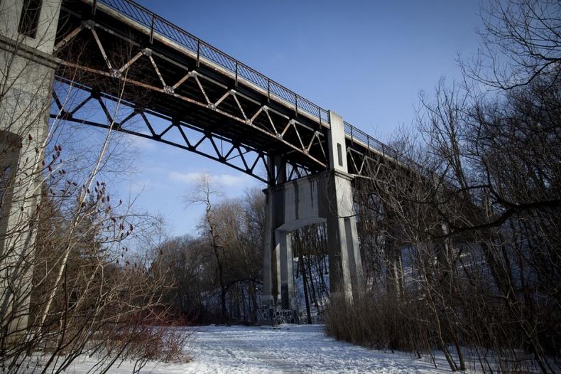 Glen Cedar Bridge
