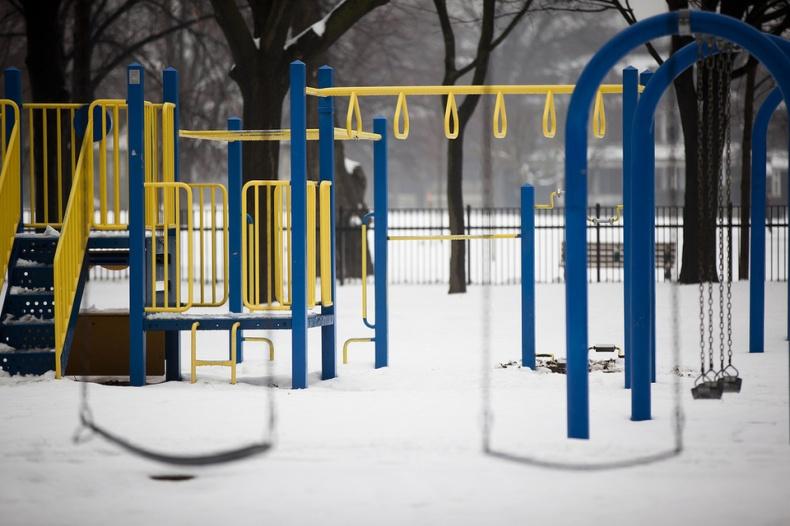 Trinity Belwoods Children Playground
