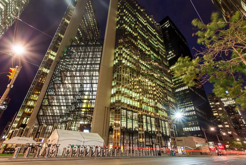 Financial District by Julian Mendl