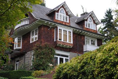 Kurt Cobains house
