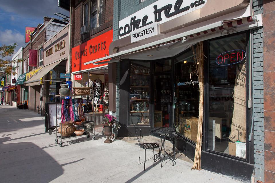 Bloor Coffee Shop