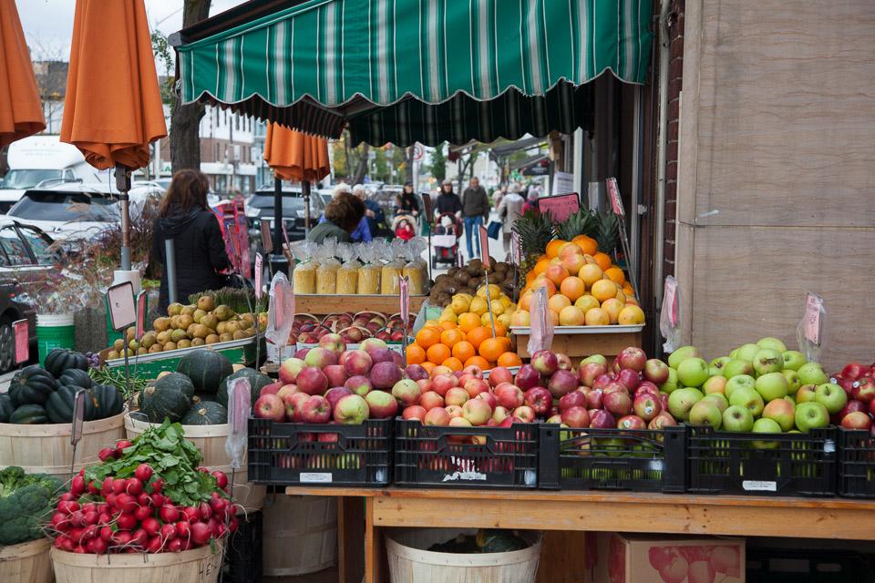 Bloor West Market