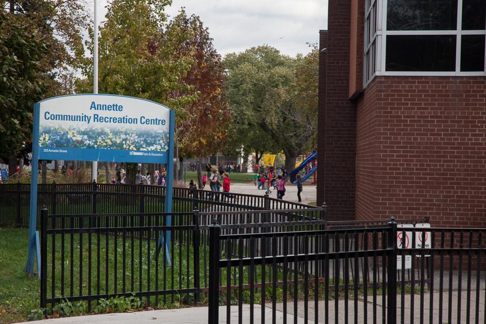 Community Recreation Centre