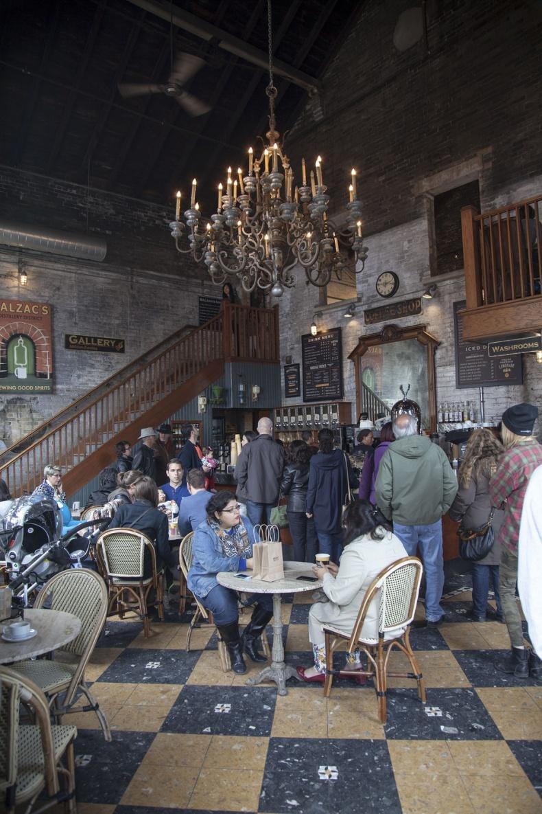 balzacs coffee shop