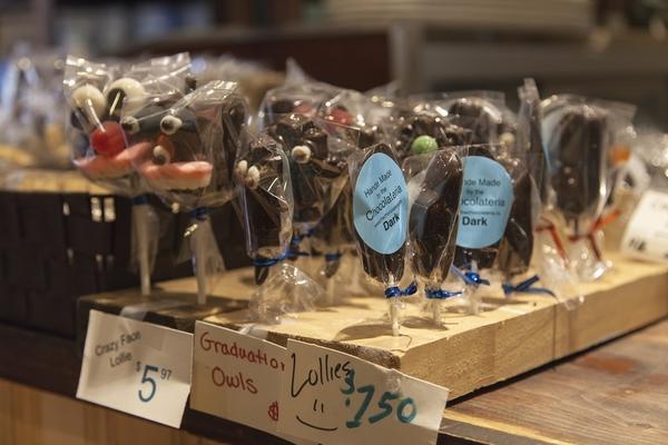 chocolateria lollies