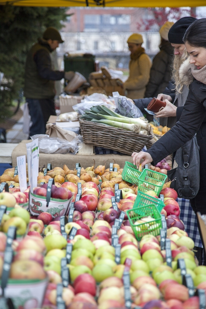 Sorauren Market Apples 1