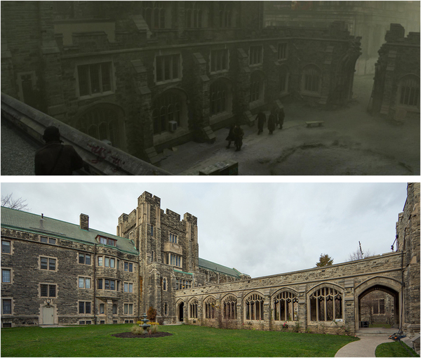 Total Recall (2012) / Knox College 2