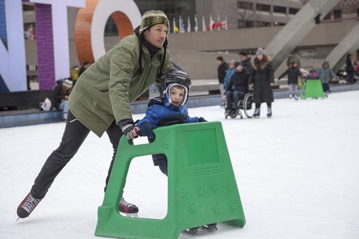 Nathan Phillips Ice Skating 1