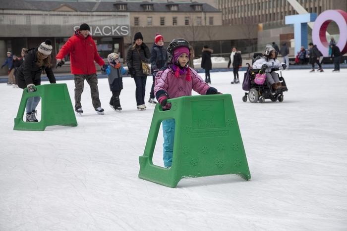 Nathan Phillips Ice Skating 9