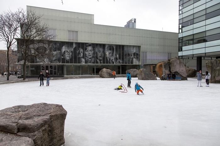 Ryerson University Ice Skating 1 1