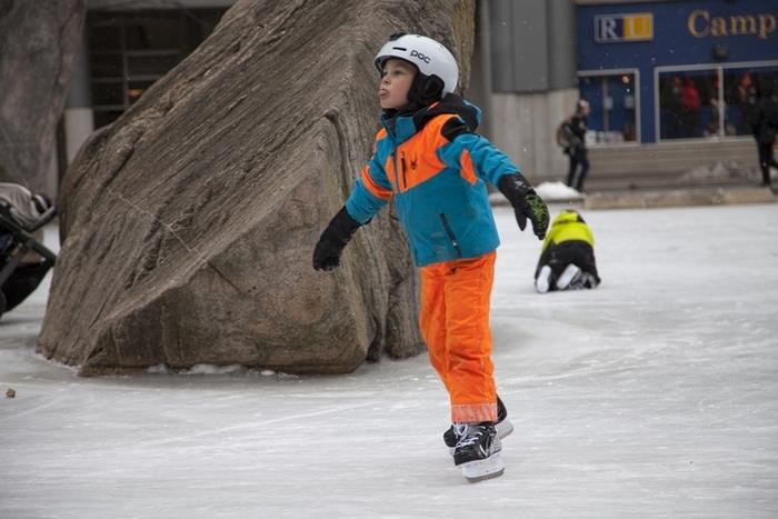 Ryerson University Ice Skating 4 1