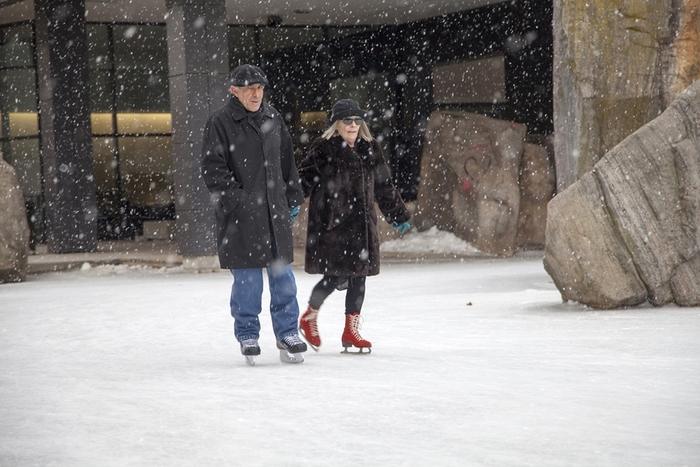 Ryerson University Ice Skating 5