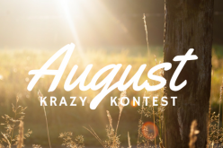 August-Krazy-Kontest