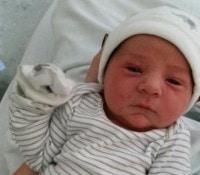 Baby pic for November Newsletter