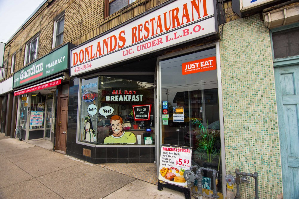 Donlands Restaurant