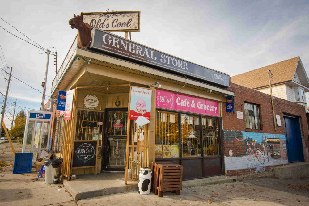 Old Cool's General Store