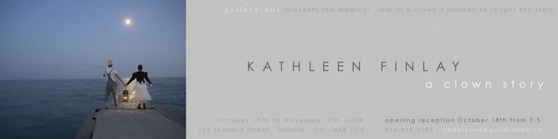 Kathleen Finlay exhibition