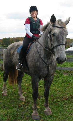 jen on the horse 800