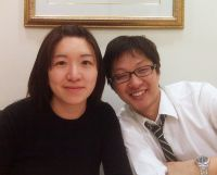 Jenn Tung and Edwin Ng