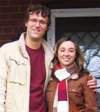 Pamela and Jon Tamblyn