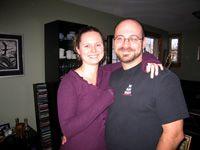 Tamara and Nick Kuzyk