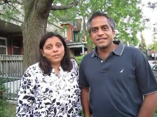 Priya and Ram