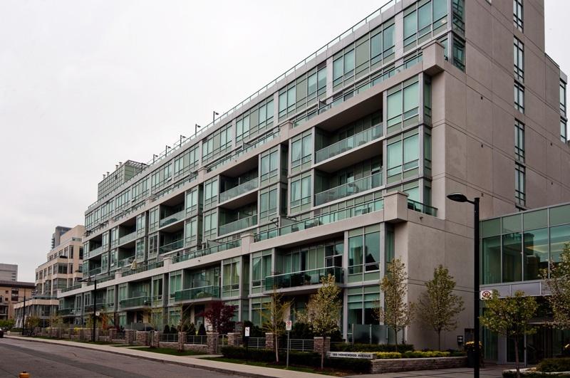 120 Homewood Avenue #217 - Central Toronto - Cabbagetown