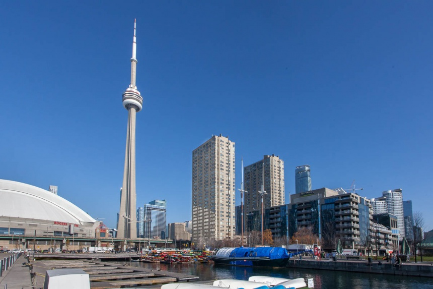 270 Queens Quay West #3002 - Central Toronto - Harbourfront