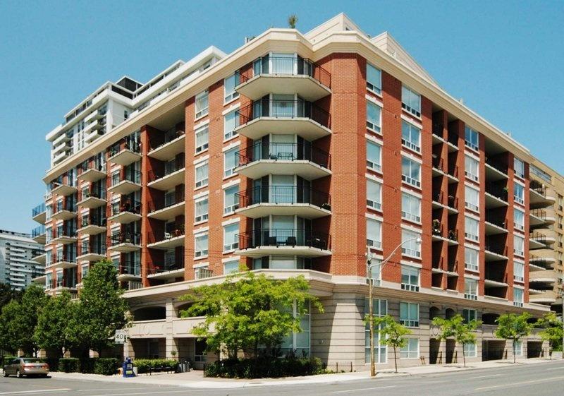 300 Balliol Street #502 - Central Toronto - Davisville