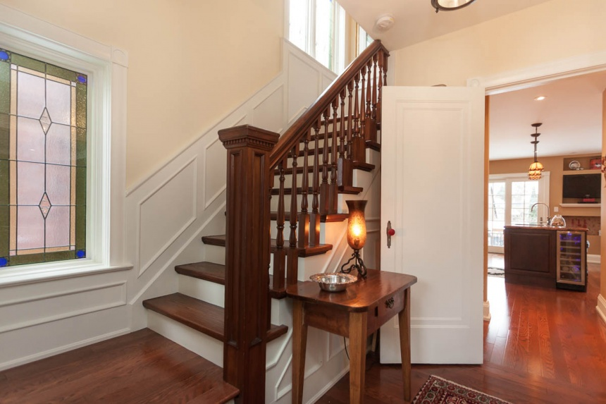 stairs-hall