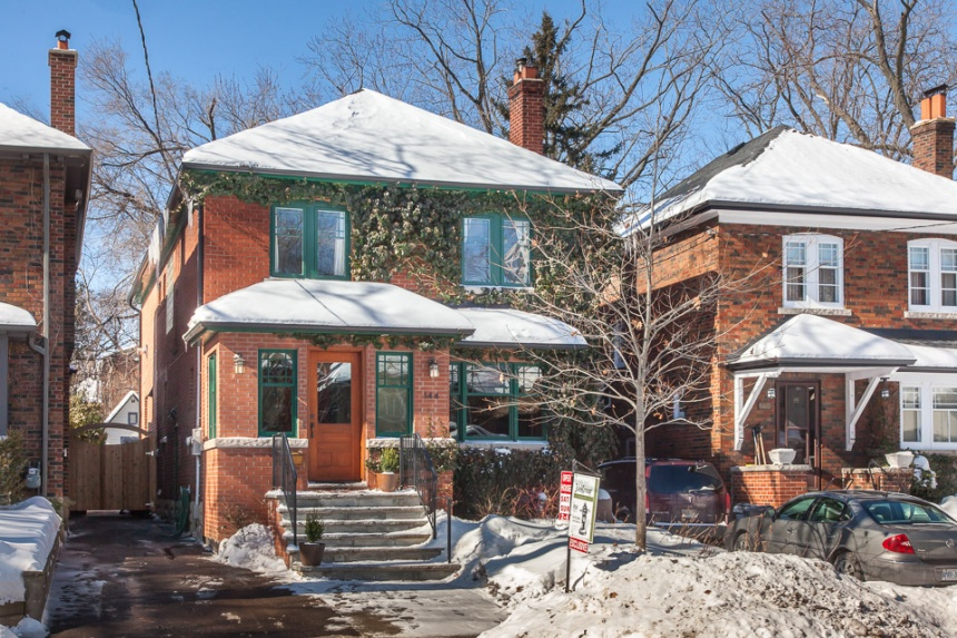 144 Lascelles Blvd - Central Toronto - Chaplin Estates