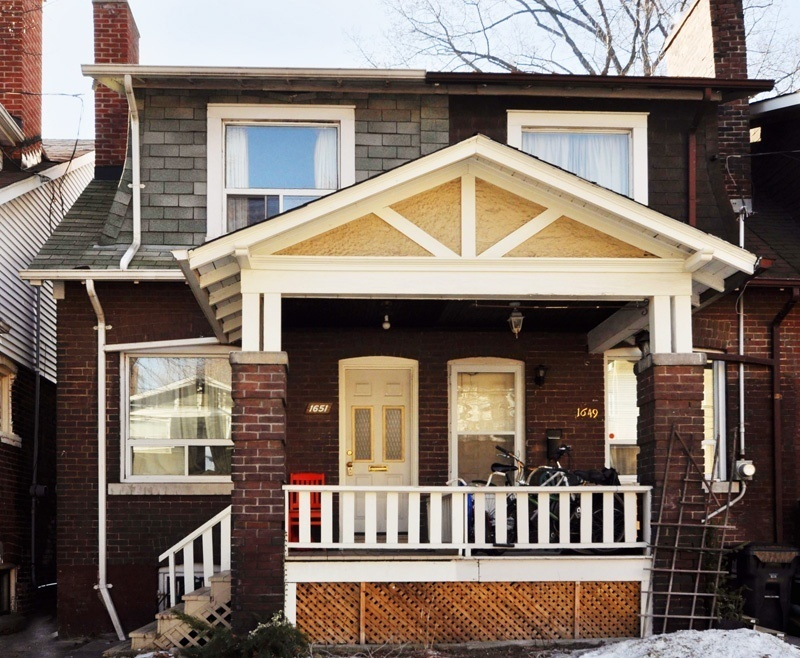 1651 Gerrard Street East - East Toronto - The Beaches