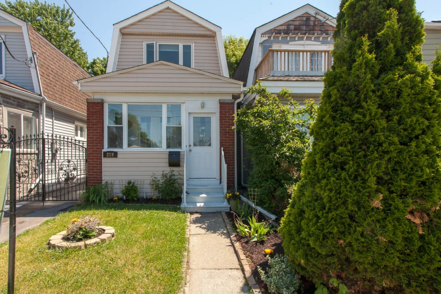 219 Donlands Avenue - East Toronto - East York