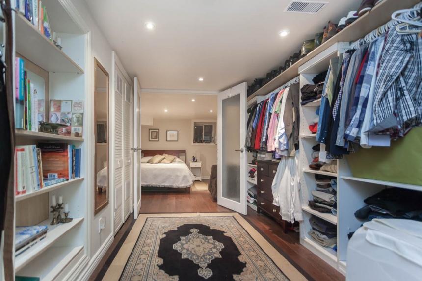 15 closet