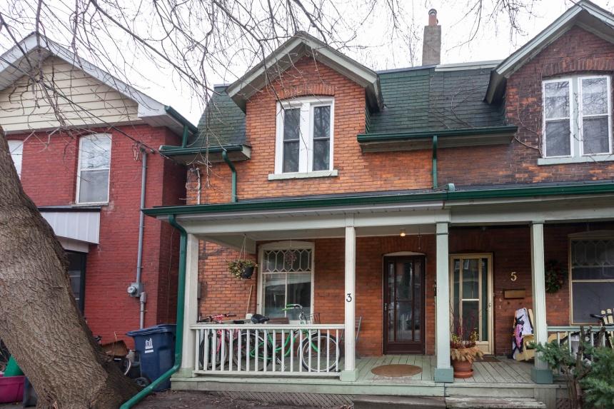 3 Fermanagh Avenue - West Toronto - Roncesvalles