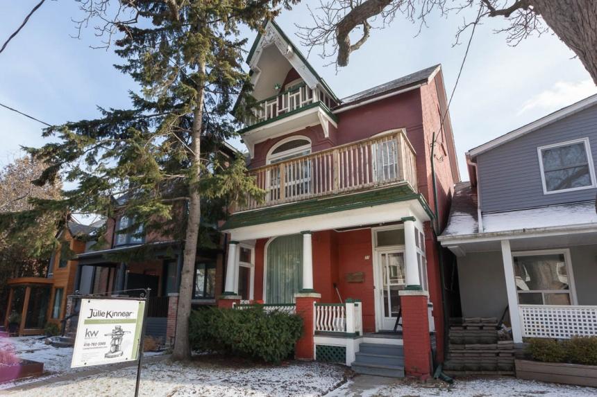 37 Garden Avenue - West Toronto - Roncesvalles