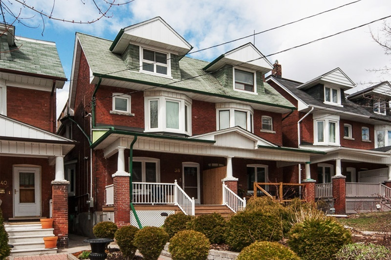 38 Kenneth Avenue - West Toronto - High Park