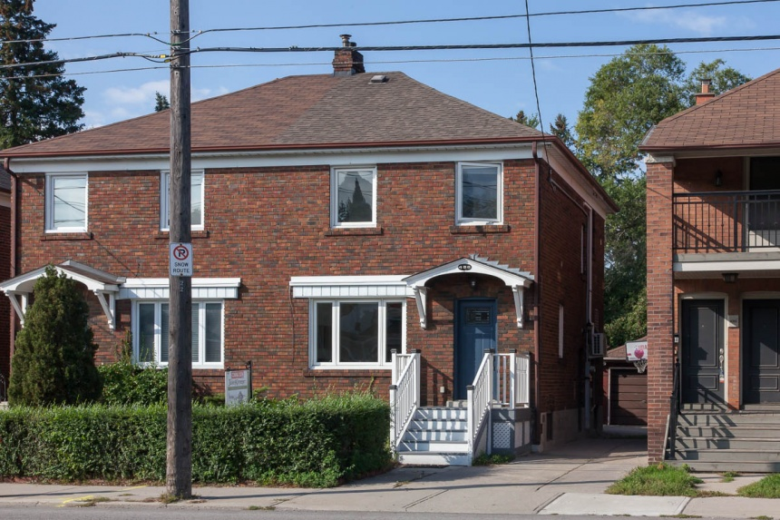 486 Jane Street - West Toronto - Bloor West Village