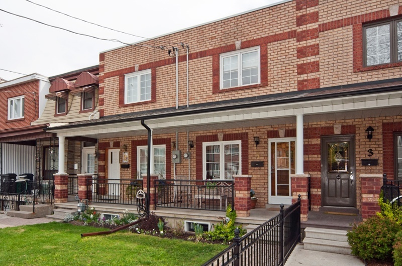 5 Sheridan Avenue - Central Toronto - Brockton Village