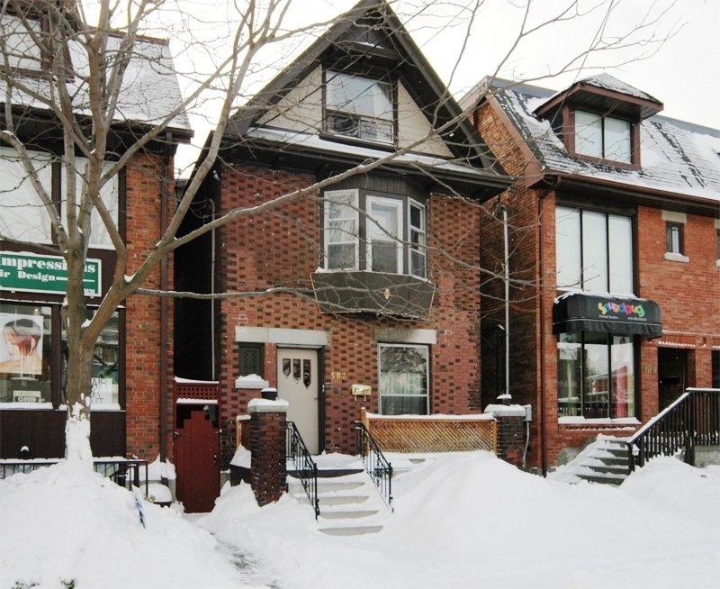 587 Annette Street - West Toronto - Bloor West Village